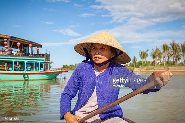 Vietnamesische Frau