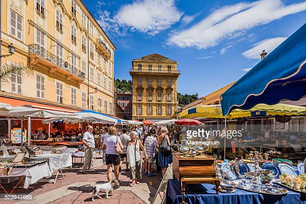 Vieux Nice (Old Nice), Cours Saleya