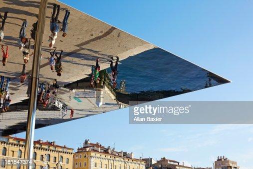 'Vieux Port Pavilion' in Marseille Port