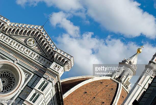 Vista su Firenze duome