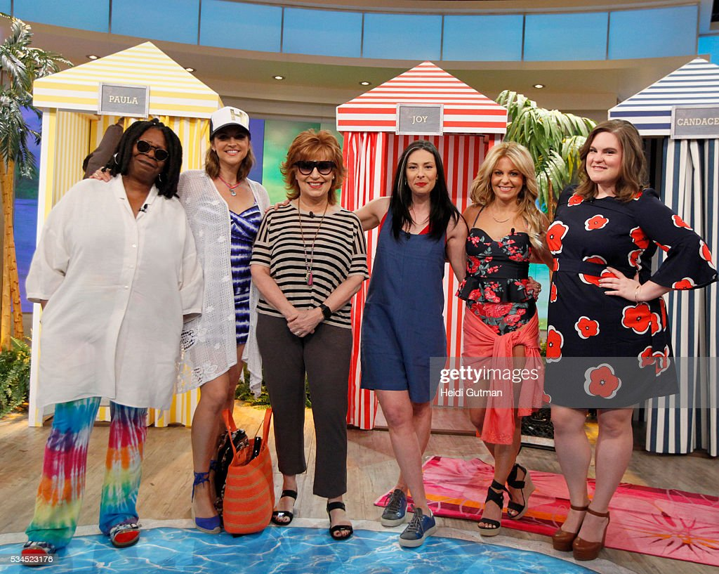 THE VIEW 5/26/16 A 'View' exclusive Sarah Silverman and Sister Rabbi Susan Silverman inspired by Refinery29's mission to 'Take Back the Beach' the...