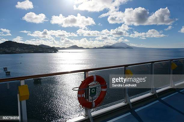 View from a Cruise Ship Deck