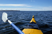 View From a Sea Kayak