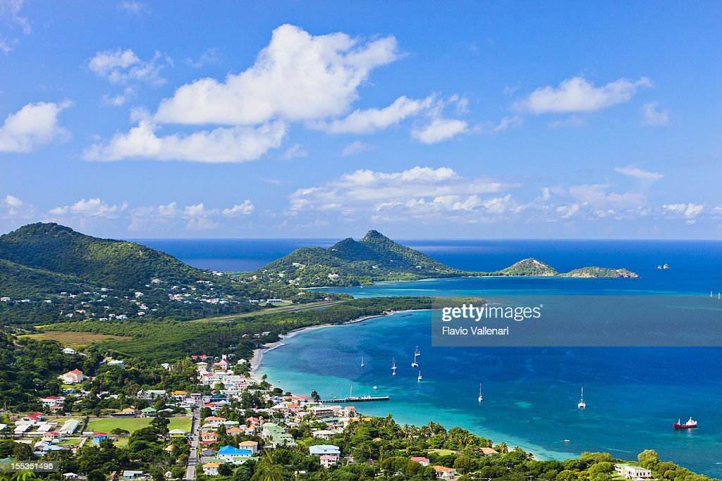 View from Belair, Carriacou