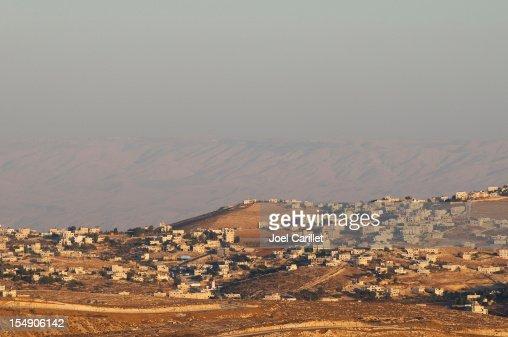 View from Bethlehem, Palestine