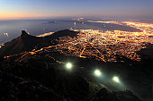 View from Cape Town