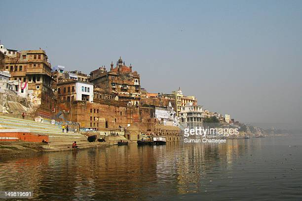 View from Ganges