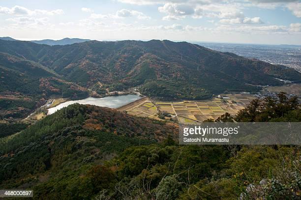 View from Ishimaki Mt.Peak