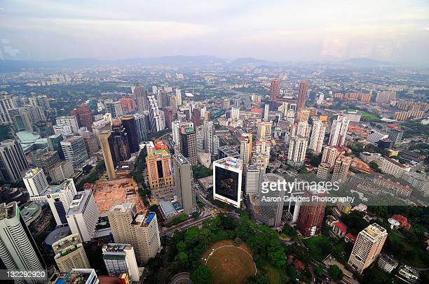 View from KL Tower - Kuala Lumpur