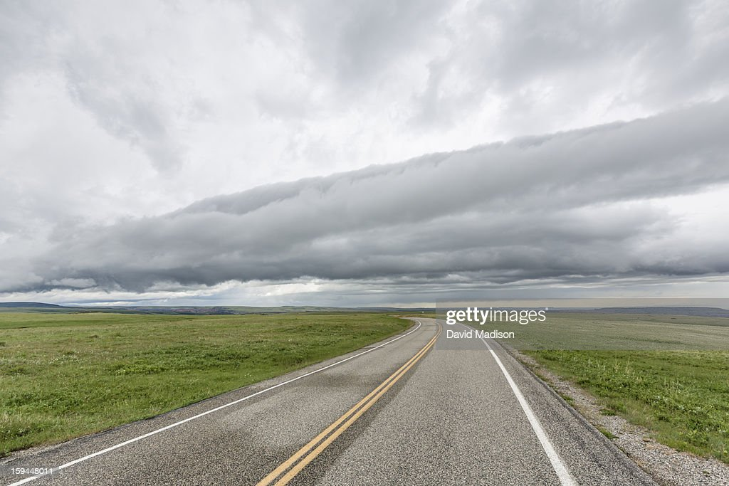 View from Ok-A-Beh Road. : Stock Photo