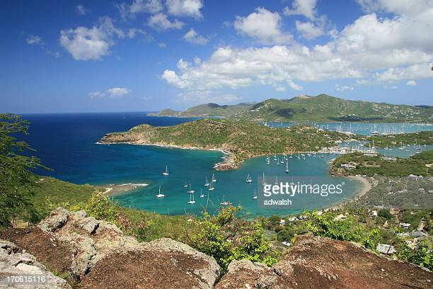 View from Shirley Heights Area of Antigua