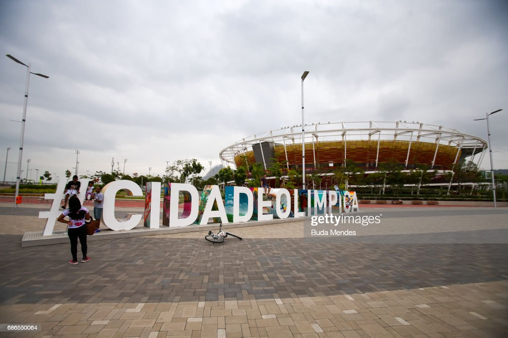 A View From The Olympic Park On May 20 2017 In Rio De Janeiro