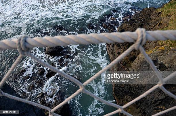 Want rope swinging bridge pictures got