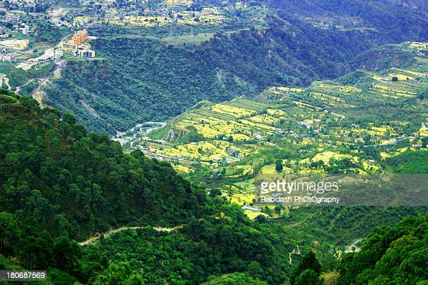 View from the way to Vaishno Devi