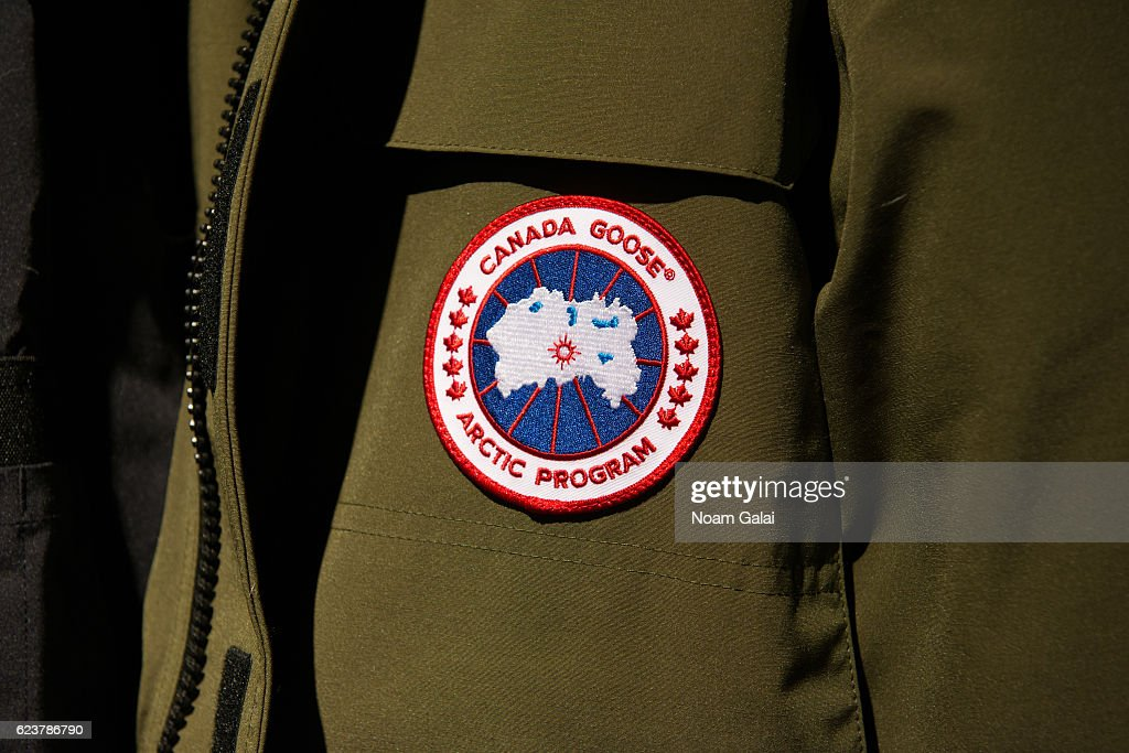A view inside Canada Goose's US flagship store on November 16 2016 in New York City