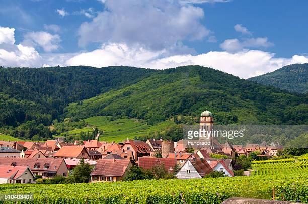 View Kaysersberg Alsace France