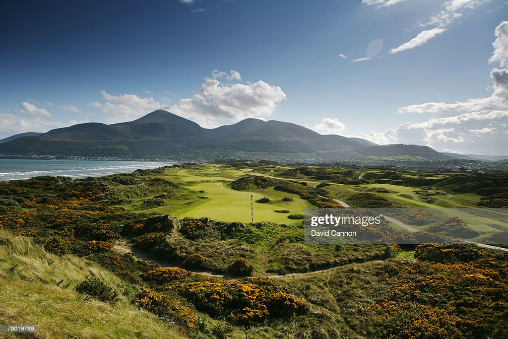 The Royal County Down Golf Course Getty Images