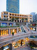 View of 1881 Heritage on Hong Kong Island