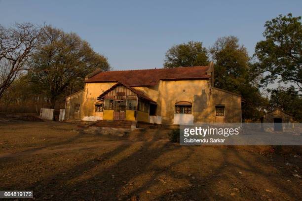 MCCLUSKIEGUNJ RANCHI JHARKHAND INDIA A view of a bungalow that once belonged to an AngloIndian family McCluskiegunj is a town founded by Ernst...