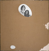 View of a censored version of the front cover of the record album 'Two Virgins' by British musician John Lennon and Japaneseborn musician and artist...