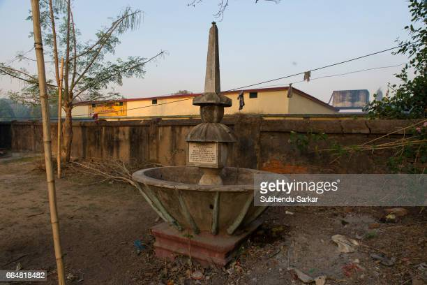 MCCLUSKIEGUNJ RANCHI JHARKHAND INDIA A view of a fountain that was built to commemmorate the endeavor of McCluskie the visionary McCluskiegunj is a...