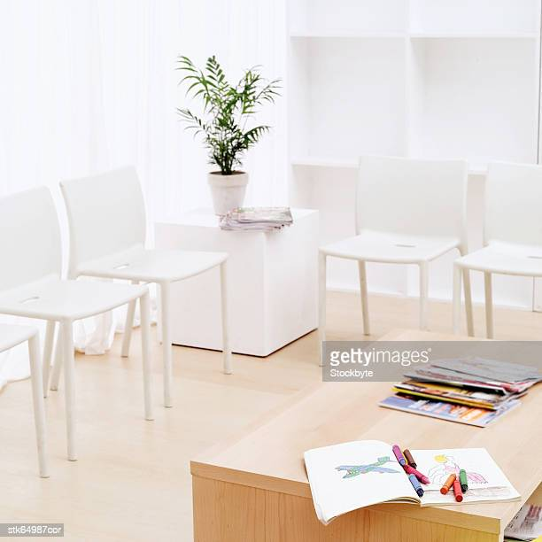 view of a waiting room