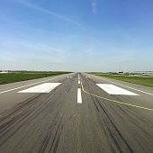 View Of Airport Runway
