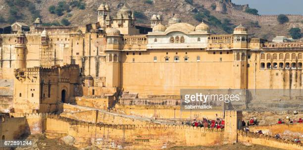 View of Amber fort, Rajasthan