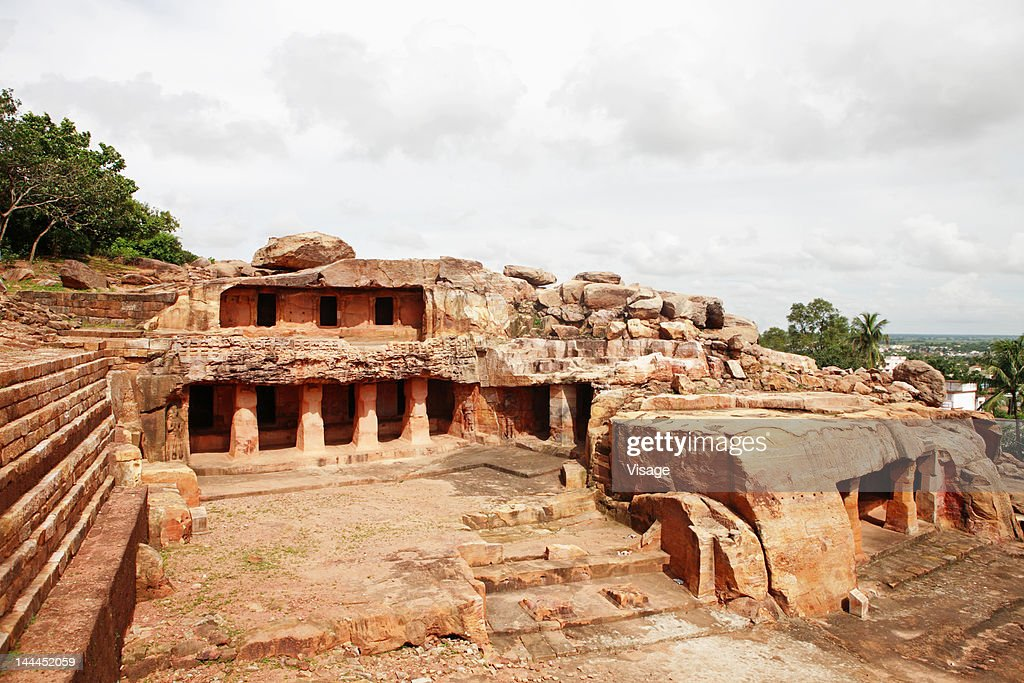 View of an old fort : Stock Photo