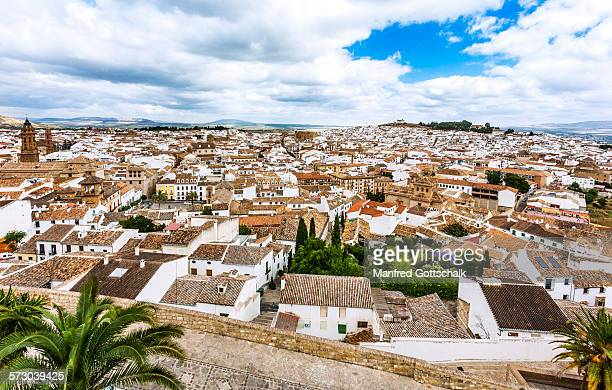 View of Antequera from the Alcazaba