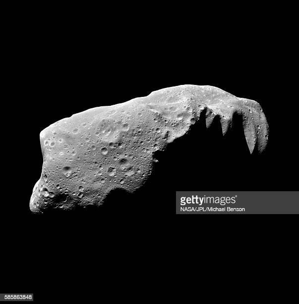 View of Asteroid 243 Ida