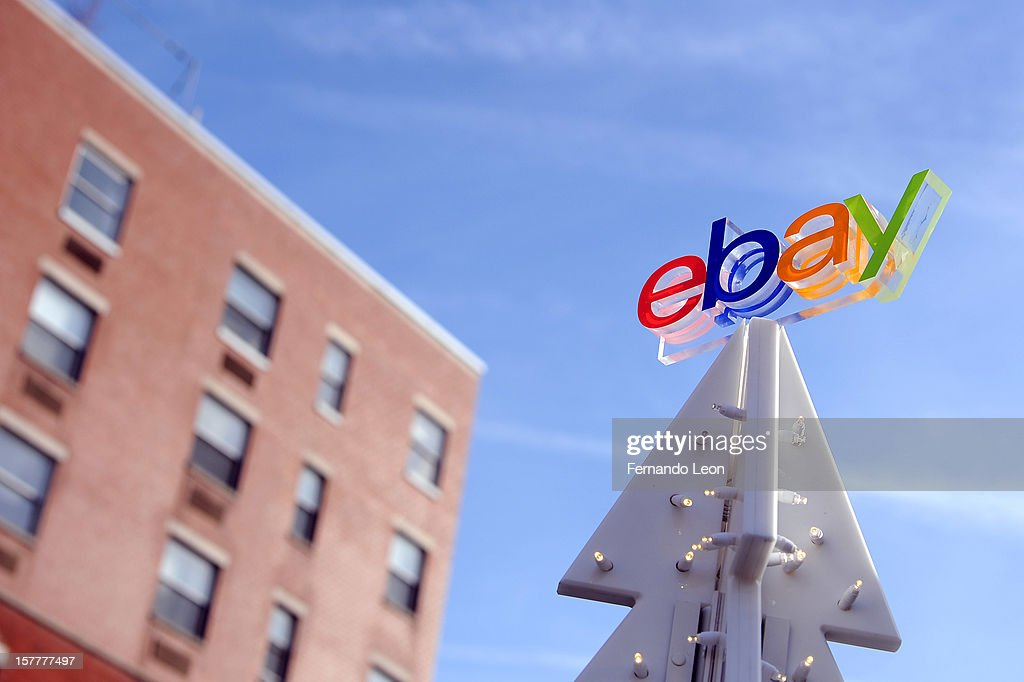 A view of atmosphere at eBay & Actress Jennie Garth open 'The eBay Toy Box' pop-up store to benefit Toys for Tots on December 6, 2012 in New York City.