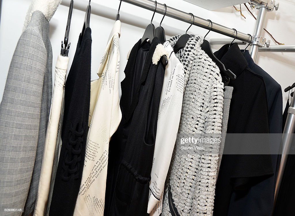 A view of atmosphere at Haus Alkire Presentation during Fall 2016 New York Fashion Week on February 10, 2016 in New York City.