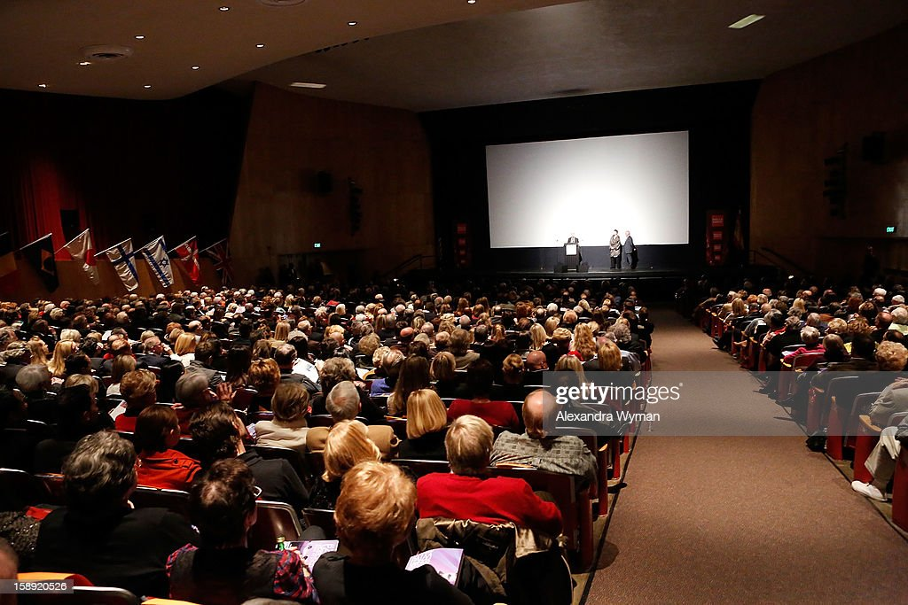 A view of atmosphere at The 24th Annual Palm Springs International Film Festival Opening Night Screening And Receptionon January 3, 2013 in Palm Springs, California.