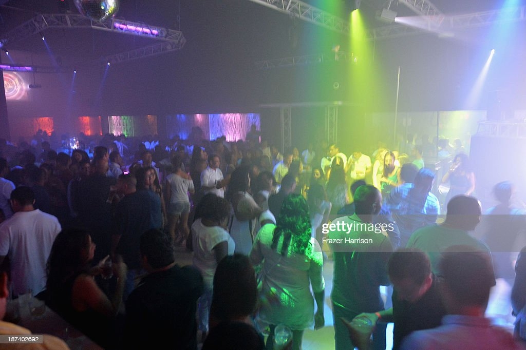 A view of atmosphere at the Aruba In Style 2013 Kick-Off party at Confession Nightclub on November 7, 2013 in Aruba.