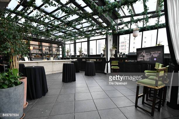 A view of atmosphere before the 'American Beauty Star' premiere at Gramercy Terrace at The Gramercy Park Hotel on September 19 2017 in New York City