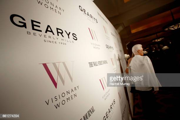 A view of atmosphere during the Visionary Women's Salon Mind Body and Soul at Montage Beverly Hills on March 30 2017 in Beverly Hills California