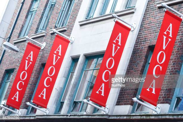 A view of Avoca logo in Dublin's city center Avoca Handweavers is an Irish clothing manufacturing retail and food business that started in Avoca...