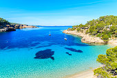 Ibiza is an island in the Mediterranean Sea off the east coast of Spain. It is the third largest of the Balearic Islands.