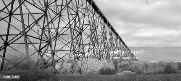 View of cantilever bridge