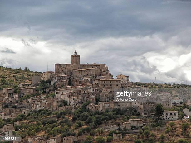View of Capestrano - Abruzzo