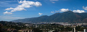 View of Caracas to the west of the city