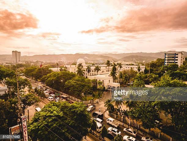 View of Cebu Provincial Capitol Building