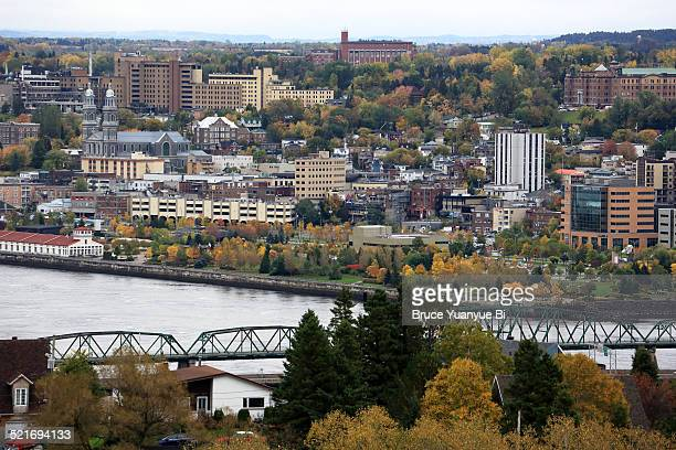 View of Chicoutimi