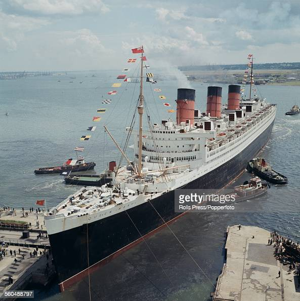 RMS Queen Mary Arrives In Southampton Pictures | Getty Images