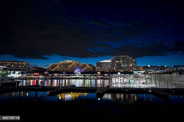 View of Darling Harbour Sydney