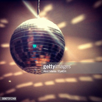 View Of Disco Ball