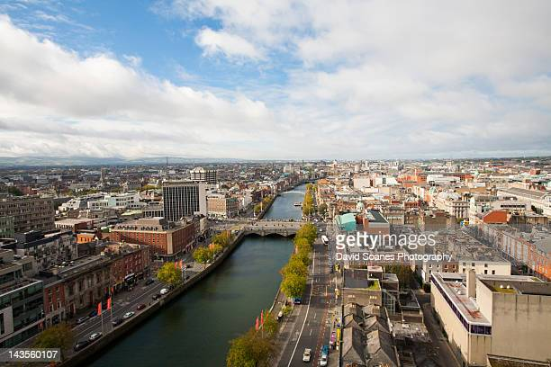 View Of Dublin from Liberty Hall