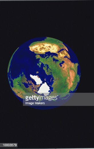 View of earth : Photo
