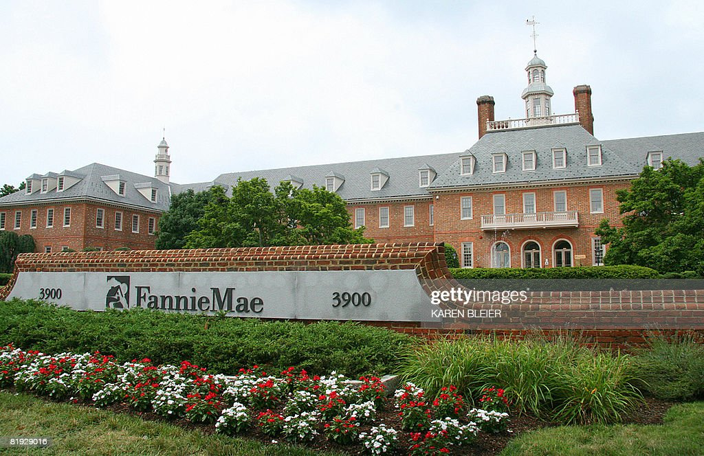 Fannie Mae Mortgage Finance Firm Wobbles Getty Images